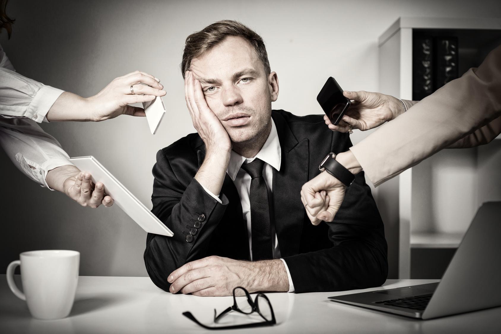 Wypalenie zawodowe – problem czy fanaberia