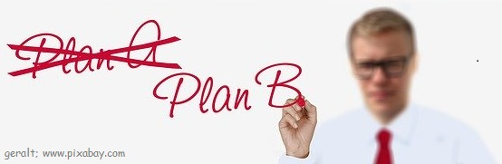 Plan A, plan B, plan C. Dla firmy. A dla menedżera?*