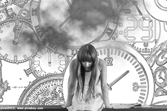 Kiedy przychodzi czas na zmianę? Plan B a zegarek…*